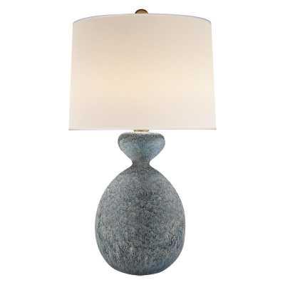 GANNET TABLE LAMP - BLUE LAGOON - McGee & Co.