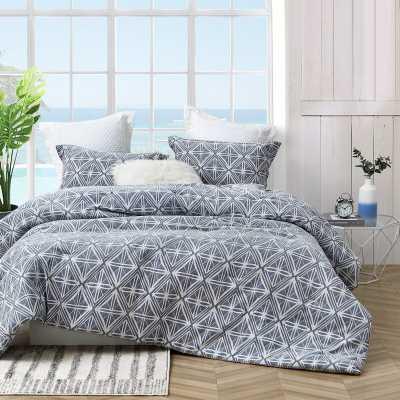 Rowsey Reversible Comforter Set - Wayfair