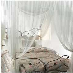 Majesty Ivory Large Bed Canopy - Bed Bath & Beyond