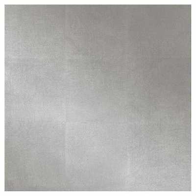 Devine Color Metallic Leaf Peel and Stick Wallpaper - Sterling - Target