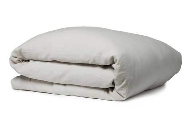 Linen Duvet Cover full/queen bone - Parachute