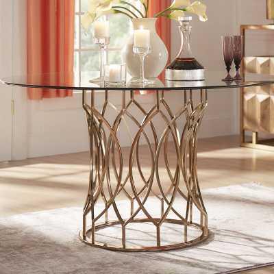 Paramount Dining Table - Wayfair
