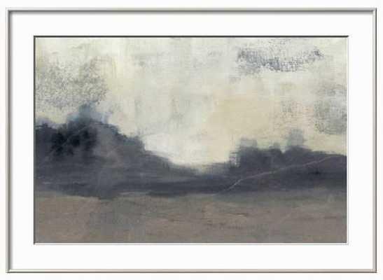 "MOUNTAIN SILHOUETTE II - 36"" x 24"" - art.com"