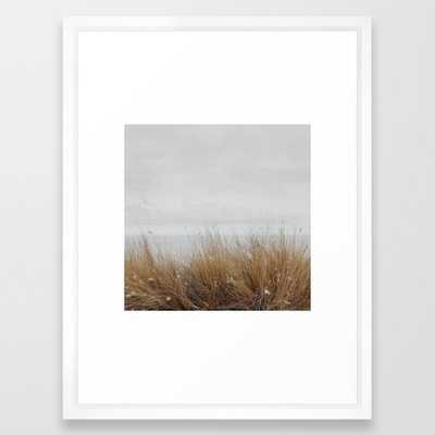 "Malibu - Framed Art Print, 20""x26"" - Society6"