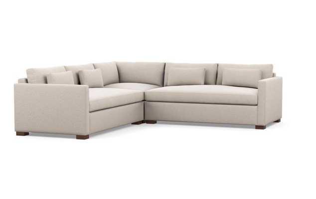 *CUSTOM* Charly Corner Sectional Sofa - Interior Define