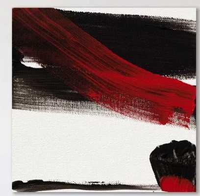'Ohne Titel VIII' Acrylic Painting Print on Wrapped Canvas - Wayfair