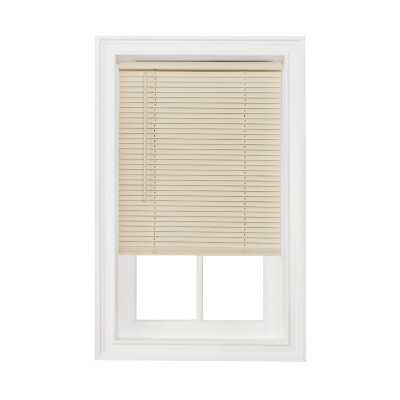 Amancer Simple Elegance Light Filtering Blind with Slats - Wayfair