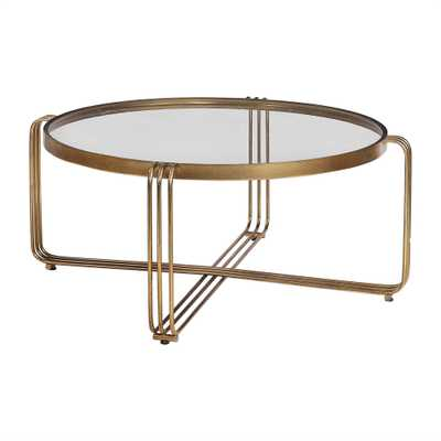Hilde Coffee Table - Hudsonhill Foundry