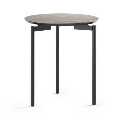 Radius Round End Table - Wayfair