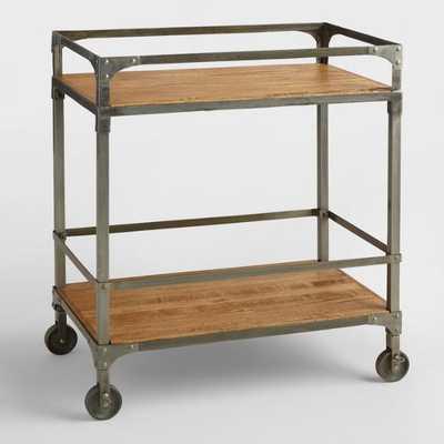 Aiden Bar Cart - World Market/Cost Plus