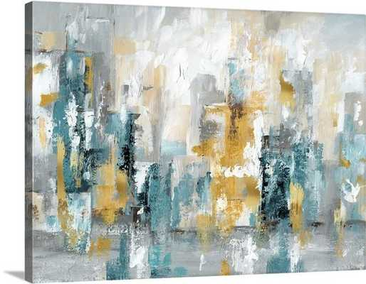 'City Views II' Print - AllModern