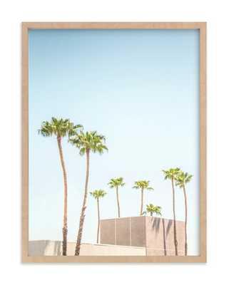 Warming Winds 2, framed art print - Minted