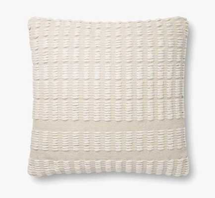 P1119 MH NATURAL / IVORY-POLY FILLED - Loma Threads