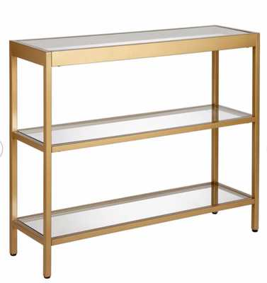 "Southall 36"" Console Table - Wayfair"