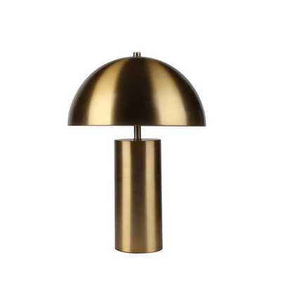 MODERN MUSHROOM TABLE LAMP - Shades of Light