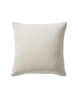 Perennials® Pinstripe Outdoor Pillow Cover - Serena and Lily