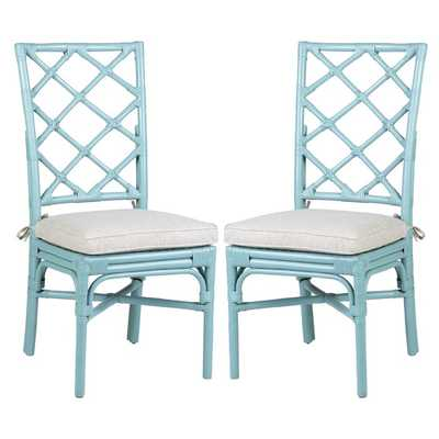 Carpio Dining Chair (set of 2) - Wayfair