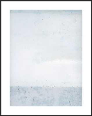 "Overast - Soft Blues,28x36"" - Artfully Walls"