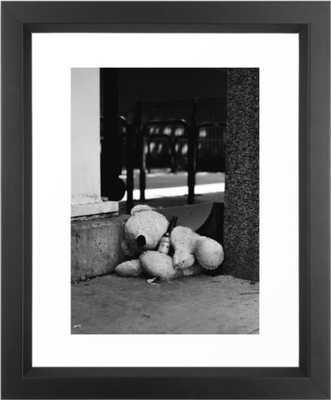 Rough Night Framed art print - Society6