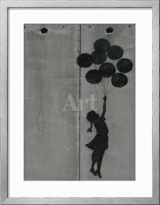 balloon-girl. - art.com