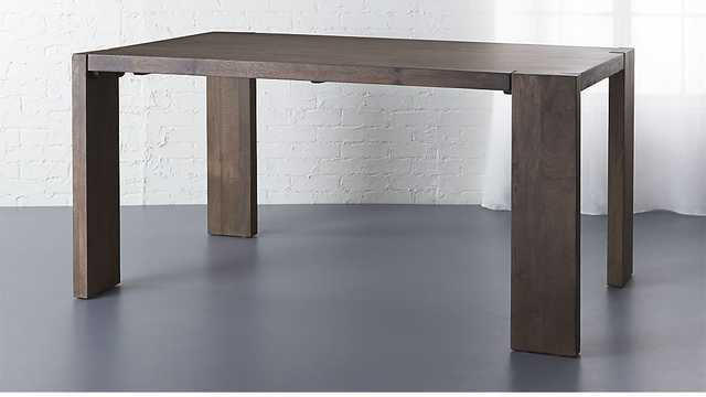 BLOX 35X63 DINING TABLE - CB2