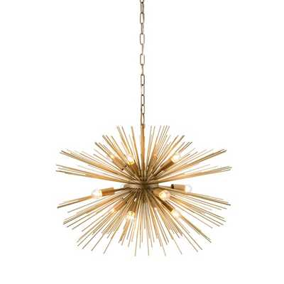 Starburst Chandelier - Mercer Collection