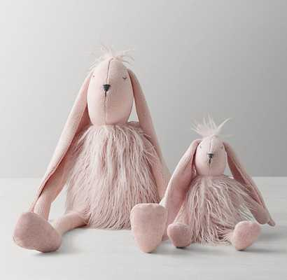 WOOLY PLUSH BUNNY - PETAL - RH Baby & Child