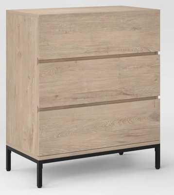 Loring 3 Drawer Dresser Walnut - Project 62™ - Target