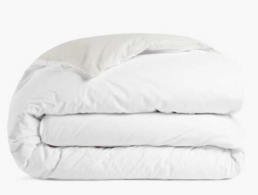 Brushed Cotton Duvet Cover - Parachute
