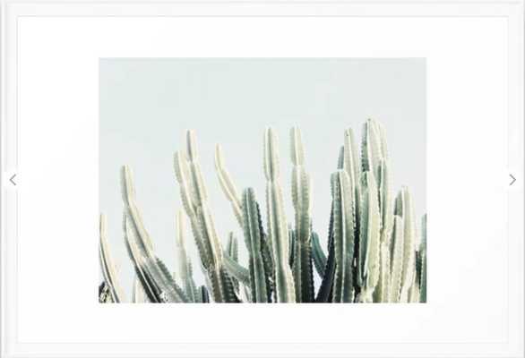 desert Framed Art Print - Society6