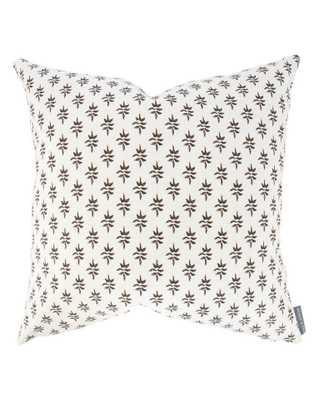 "DOROTHY PILLOW WITHOUT INSERT, 22"" x 22"" - McGee & Co."