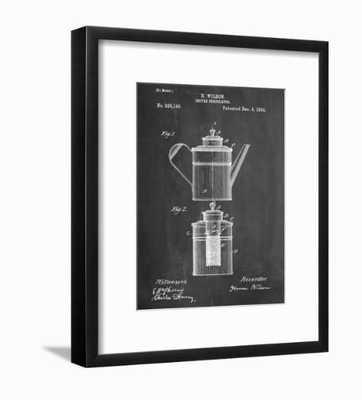 Coffee Percolator Patent - art.com