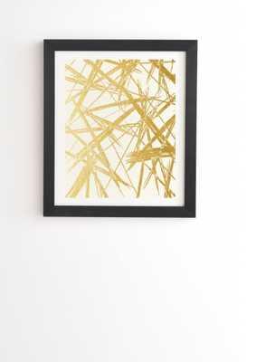 STROKES Framed Wall Art - Wander Print Co.