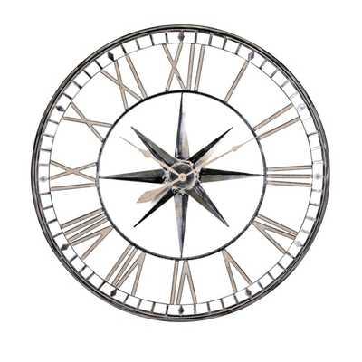 Merrill Oversized Clock - Mercer Collection