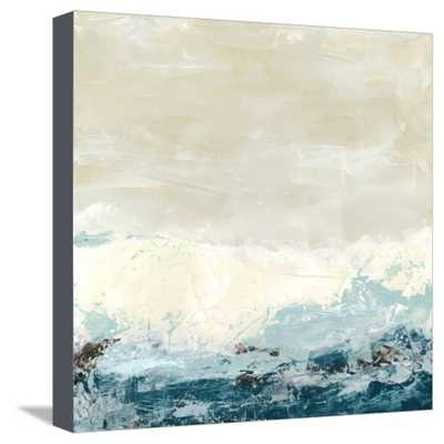 COASTAL CURRENTS I - 16x16 Canvas - art.com