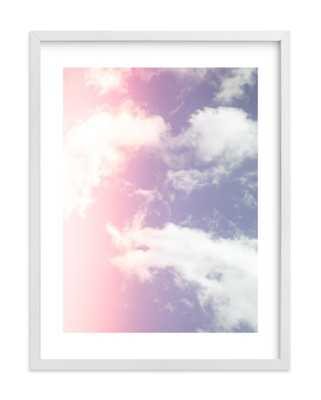 Cotton Candy Clouds - Minted