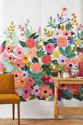 Rifle Paper Co. Garden Party Mural - Anthropologie