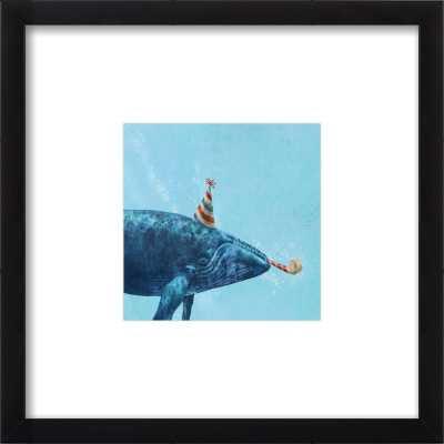 Party Whale by Terry Fan - Artfully Walls
