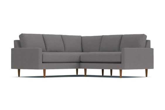 Scott 2pc L-Sectional Sofa - Ash - Apt2B