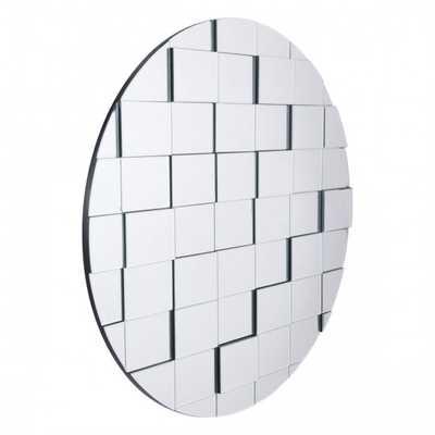 Calder Round Mirror - Zuri Studios