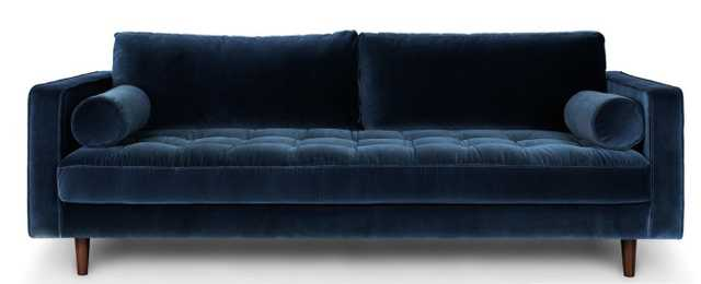 "Sven 88"" Sofa - Cascadia Blue - Article"