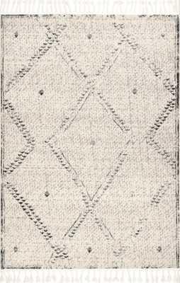 Camilla Moroccan Tassel Rug - Loom 23