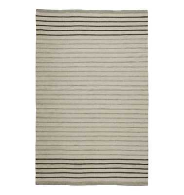 Striped Dhurrie Rug - 8'x10' - Rejuvenation