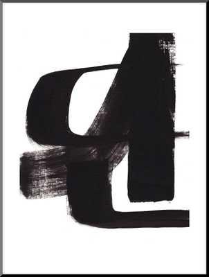 "UNTITLED 1D - 24"" x 32"" - Mounted Premium Giclee Print - art.com"