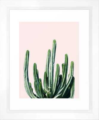 Cactus V6 Framed Art Print - Society6
