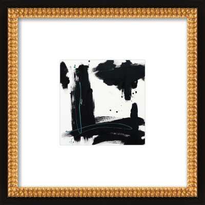 B + W #2 by Jill Sykes - 8'' x 8'' - Artfully Walls