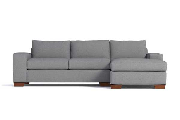 Melrose 2pc Sectional Sofa -  RAF- Chaise on the Right - Apt2B