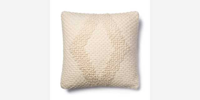"""P1007 MH IVORY - 22"""" - Poly insert - Loma Threads"""