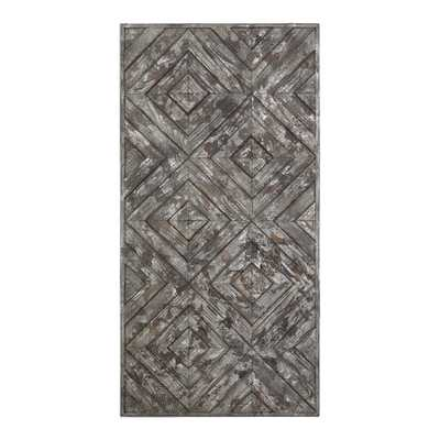 Roland Wood Wall Panel - Hudsonhill Foundry