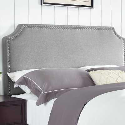 Luna Upholstered Panel Headboard- King - Wayfair